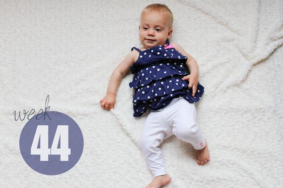 Weekly Baby Picture / Week 44