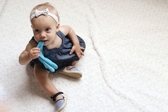 Weekly Baby Picture / Week 46